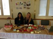 One of our bake sales