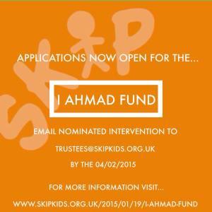 I AHMAD FUND